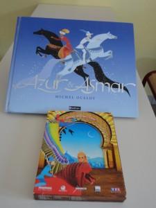 CE2-livre Azur et Asmar